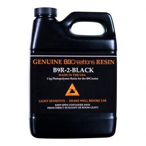 Żywica czarna konstrukcyjnab9 - przód
