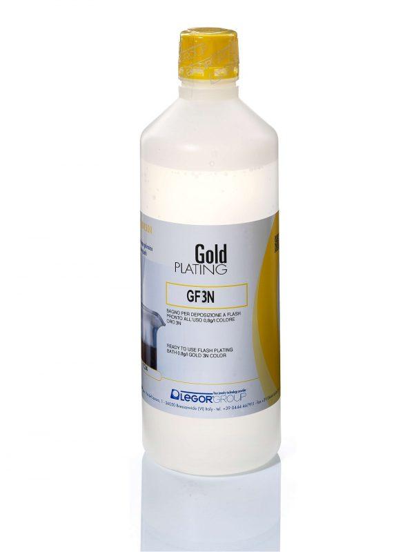 Kąpiel do złocenia - 14kt - butelka litrowa