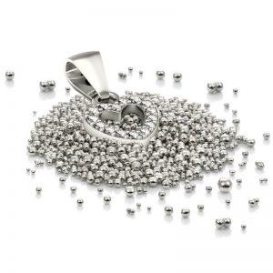 ligatura do srebra do obróbki mechanicznej
