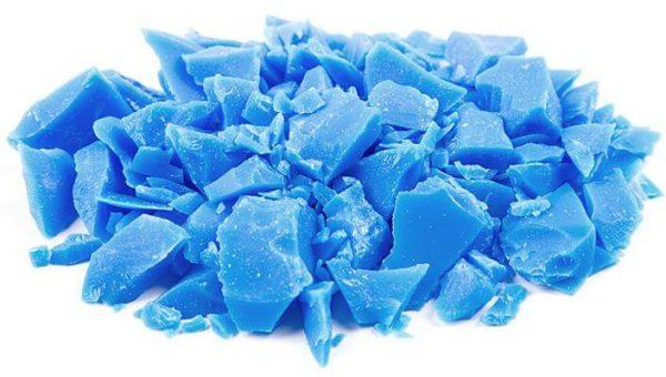 niebieski wosk odlewniczy wtryskowy