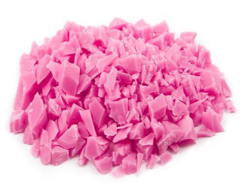 różowy wosk odlewniczy wtryskowy